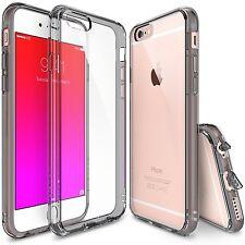 "Ringke FUSION iPhone 6/6s Case 4.7 ""[SMOKE BLACK] Back Bumper Hybrid Hard Case"