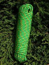 Nr.20 Polypropylen Seil,Spannseil,Rope,Expanderseil 16 mm x 30m,Leine,Seil, Grün