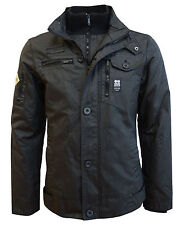 Polyester Coats and Jackets for Men