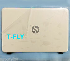 760965-001 HP 15G 15-G074NR 15R 15 R NEW DISPLAY lcd Back Cover Pearl White