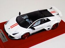 1/18 Lamborghini Murcielago Liberty Walk LB Performance in White  BBR or MR