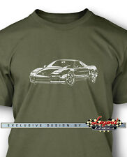 """Honda Acura NSX 1990 """"3/4 Front"""" T-Shirt for Men - Multiple Colors and Sizes"""