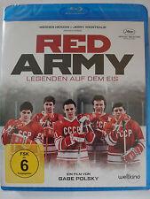 Red Army Legenden auf dem Eis - Eishockey, Ice Hockey ZSKA Moskau, Werner Herzog