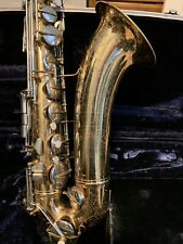 Conn 16M Tenor Saxophone AWESOME SOUND!!!