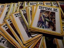 Vintage Paperback Magazines