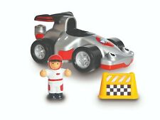 WOW TOYS Richie Race Car for 1 years+ (Brand New Retail box shows minor damage)