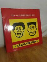 The Outhere Brothers La La La Hey Hey 12 Inch Vinyl Dance Record