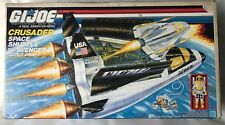 G I JOE - ARAH Crusader Space Shuttle 1987 Hasbro with original box