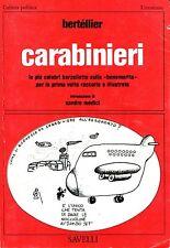 "Bertéllier CARABINIERI LE PIÙ CELEBRI BARZELLETTE SULLA ""BENEMERITA"""