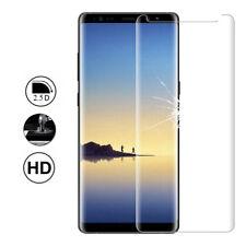 "verre blindé Samsung Galaxy Note 8 6.3"" Film de protection complet Bord Courbure"