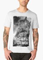 night of the demon T Shirt hoodie cult print horror classic film art