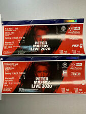 2 Tickets Peter Maffay Tour 2020 Köln neuer Termin 25.09.2020
