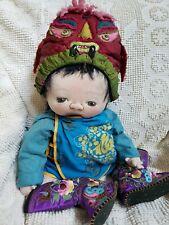 Jan Shackelford Ooak Far East Asian Baby All Original