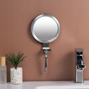 Shower Mirror for Wall Tile Glass Door, Shaving Mirror, Anti Fog Mirror with