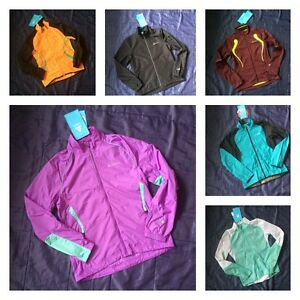 ODLO Jacket Ladies Womens Windproof Running Jogging Light Softshell Zip pants