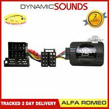Ctsar001 Alfa Romeo 147 156 GT Volant de direction Interface Adaptateur Contrôle