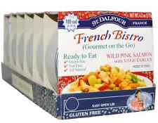 NEW ST DALFOUR FRENCH BISTRO WILD PINK SALMON WITH VEGETABLES GLUTEN NUT FREE