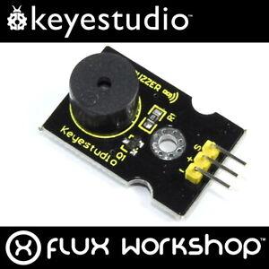 Keyestudio Passive Buzzer Module KS-019 Arduino Raspberry Pi Flux Workshop