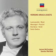 VERISMO ARIAS AND DUETS - MCCRACKEN J;WARFIELD S [CD]