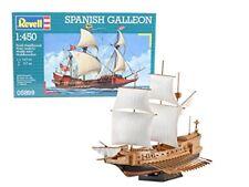 Spanish Galleon 1 450 Rev5899 - Revell modellismo