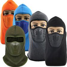 Balaclava Full Face Cover Anti-Saliva Windproof Ski Anti Dust Outdoor Sport Cap