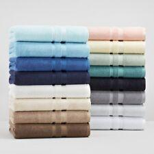 Waterworks Studio Solid Cotton 6-PC Bath Towels/Hand/Tub mat Set Grey F870