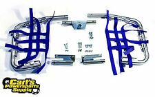 BRAND NEW Nerf Bar Assembly for YAMAHA YFM660R RAPTOR 01-05 w/ Mounting Hardware