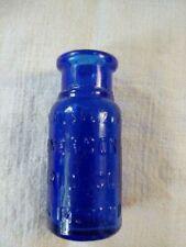 Bromo Seltzer Bottle