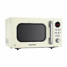 Morphy Richards Microwave Accents Colour Collection 511511 23l Digital Solo