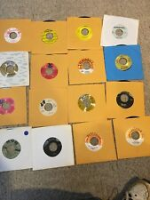 50 Records Re-Issue Doo-Wop Sleeves  NM Lot 45 Rpm Bostic Brown Ballard