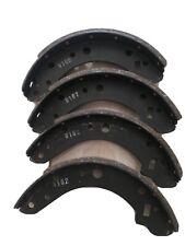 Belaco rear brake shoes HILLMAN HUNTER HUMBER SINGER SUNBEAM LS10251969 ONWARDS