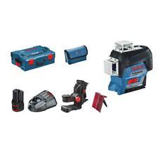 Bosch Laser Linee Gll 3-80 C con 1x 2.0 Ah LI-ION Batteria & BM1 L-BOXX
