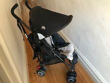 Maclaren pram stroller with travel bag