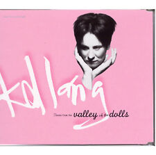 K.D. LANG - Theme From the Valley of the Dolls  (CD Sgl. 1997)