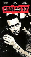 Stalag 17 VHS 1953 B&W Paramount William Holden Don Taylor Otto Preminger
