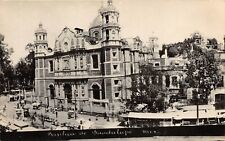 D70/ Guadelupe Mexico Foreign RPPC Postcard c1940s Basilica