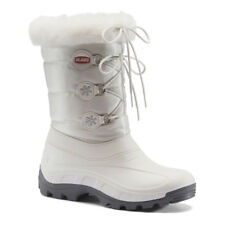 Olang Patty Womens Winter Snowboots White UK 7-8