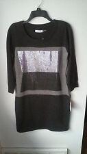 Calvin Klein Gray  Sweater Dress Size M