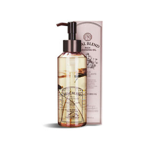 [THE FACE SHOP] Real Blend Rich Cleansing Oil 225ml