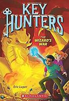 The Wizard's War (Key Hunters #4) by Luper, Eric