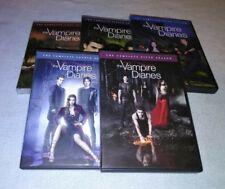 The Vampire Diaries Complete Seasons DVD  1 2 3 4 5