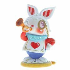 The World of Miss Mindy Presents Disney White Rabbit Figurine 6001037