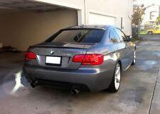 Für BMW E92 Coupe Heckspoiler Spoilerlippe Kofferraum Spoiler Heckspoilerlippe-