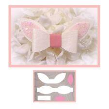 "Plastic Hairbow Template Bunny Ears Bow 3"""