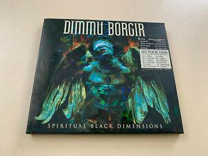 CD - Dimmu Borgir - Spiritual Black Dimensions - Papp Glanz Hülle