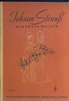 Johann Strauß - BERÜHMTE WALZER Band 2
