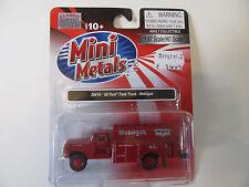 Classic Metal Works USA 1:87 1960 Ford Tankwagen Mobilgas   Fertigmodell
