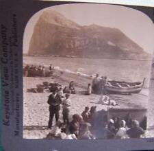 Stereo View Stereovie - Gibraltar