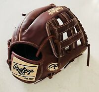 "New Rawlings Custom Heart Of Hide Baseball Glove PRO207-6 12.25"" RHT"