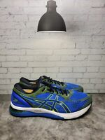 Asics Mens 1011A169 Blue Running Round Toe Sneaker Athletic Shoes Size 14